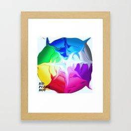Colors and Light Framed Art Print