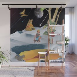 K2 Mountain Wall Mural