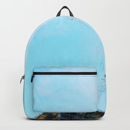 Building exterior in Las Vegas United States Backpack