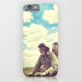 Best Buds - Dumb and Dumber - jim carrey, movie poster iPhone Case