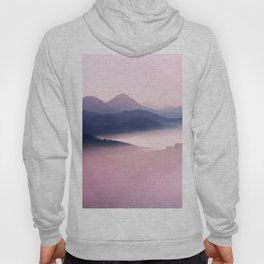 Foggy Mountains II Hoody