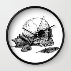 Life Once Lived Wall Clock