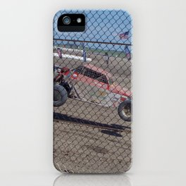 Flying Food iPhone Case