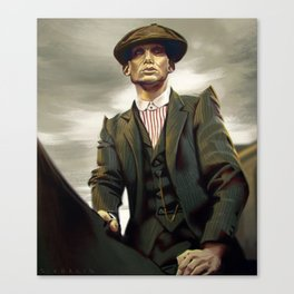 Tommy Canvas Print