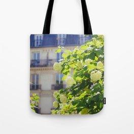 Promenade Plantée Tote Bag