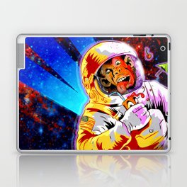SPACE CHIMP Laptop & iPad Skin
