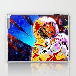 SPACE CHIMP Laptop & iPad Skin
