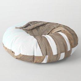 Parthenon. Floor Pillow