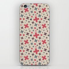 I Heart Patterns #002 iPhone & iPod Skin
