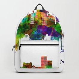 Denver Colorado Skyline Backpack