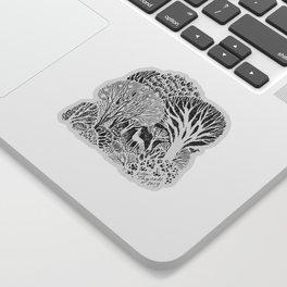 Garden Woods Sticker