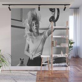 Lady#gaga Pop Poster Music Singer Hip Hop Rap Art Print  Wall Mural