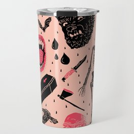 Whole Lotta Horror Travel Mug