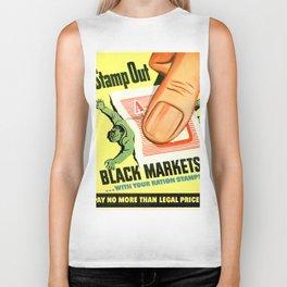 Black Market Biker Tank