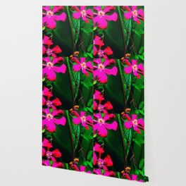 Florida Garden in Bloom Wallpaper