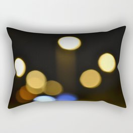 Blur (2) Rectangular Pillow