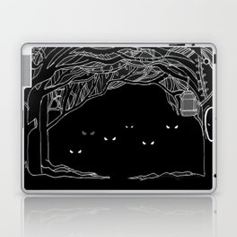 Face Your Fears. Laptop & iPad Skin