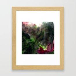 Vellum Bliss No. 7-2C by Kathy Morton Stanion Framed Art Print