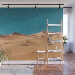 The Desert Wall Mural