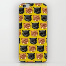 Smoosh Monsters iPhone Skin