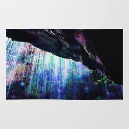 Enchanted Waterfall. Rug