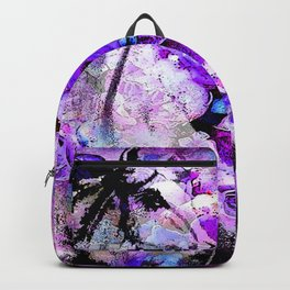 HORSE ROSES DRAGONFLY IMPRESSIONS Backpack