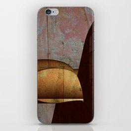Through The Cracks iPhone Skin