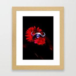 Time Grazer Framed Art Print