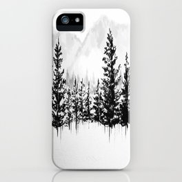 Old Pine III iPhone Case