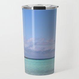 Caribbean Clouds Travel Mug