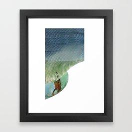 colagem7 Framed Art Print