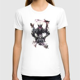 Kaworu Nagisa the Sixth. Rebuild of Evangelion 3.0 Digital Painting. T-shirt