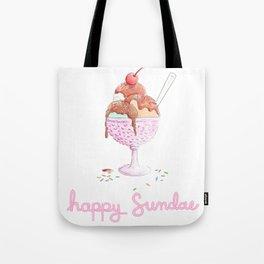Happy Sundae Tote Bag