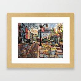 The Rondout Framed Art Print
