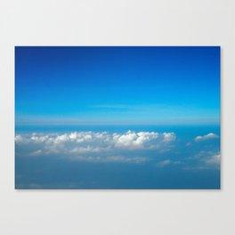 Beautiful sky Canvas Print