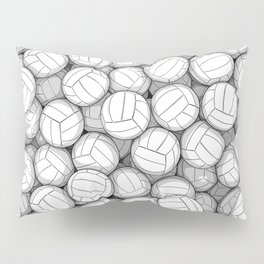 All I Want To Do Is Volleyball Pillow Sham