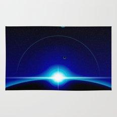 Solar Scene Rug