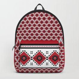 Bulgarian Folklore Inspired Design - KANATITSA Backpack