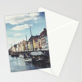 Nyhavn Copenhagen Stationery Cards