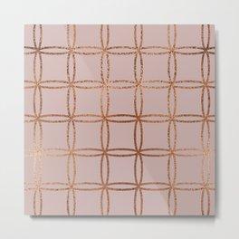 geometric iii x ii Metal Print