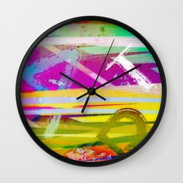 MUH ART Wall Clock