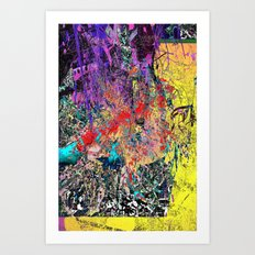 krypteia Art Print