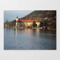 Tegernsee Germany Canvas Print
