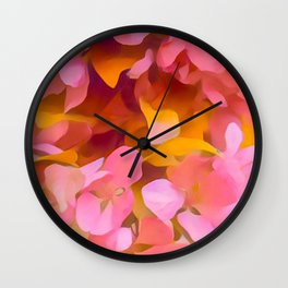 Autumn Jubilee Wall Clock
