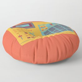 World of Stereo: Akai MPC 2000XL Floor Pillow