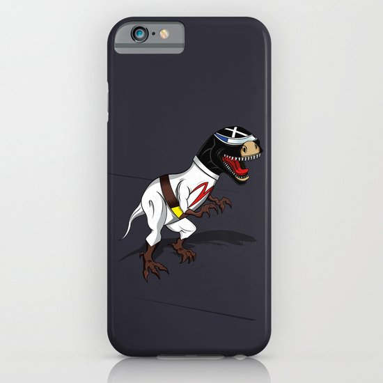 T-Rex (The X Roarcer) iPhone & iPod Case