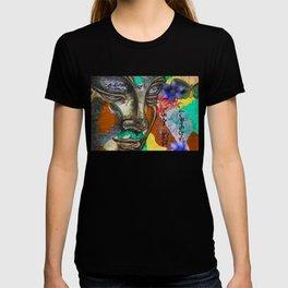 Gazing Buddha T-shirt