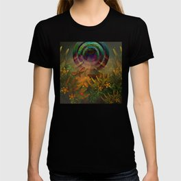 """A Psychedelic Forest"" T-shirt"