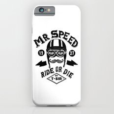 Mr. Speed iPhone 6s Slim Case