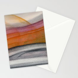 Abstract modern art 01 Stationery Cards